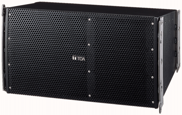SR-A12SWP 2-Way Line Array Speaker System
