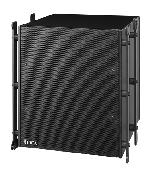 SR-C15B Line Array Speaker