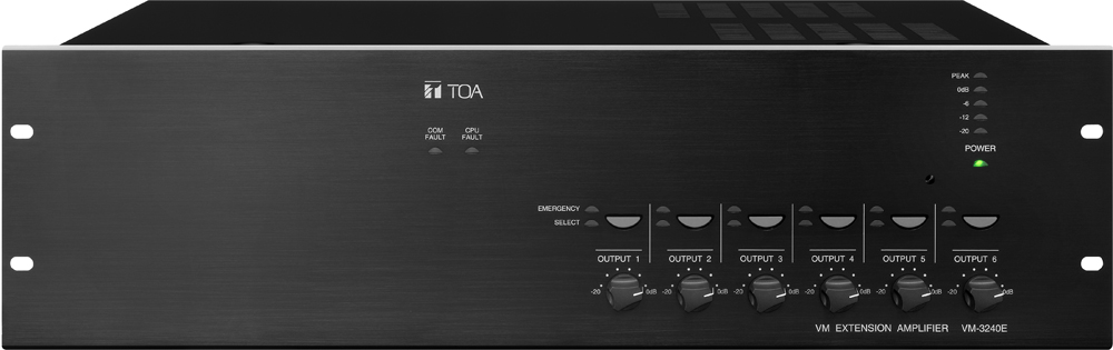 VM-3240E VM Extension Amplifier 240W