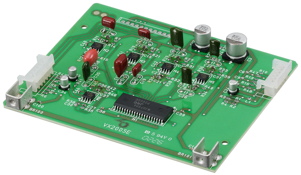 VX-200SE Equalizer Card