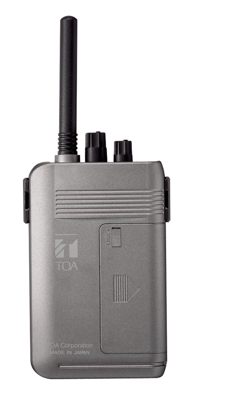WT-2100 Portable Receiver