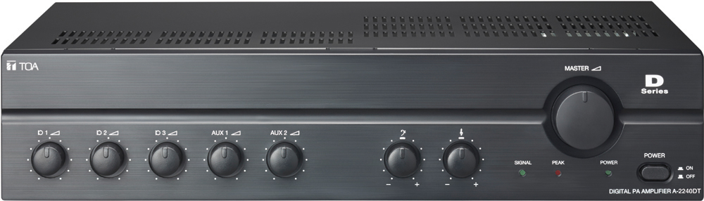 A-2120DT Digital PA Amplifier (CE Version)