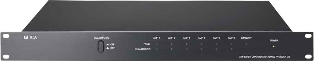 FV-200CA Amplifier Changeover Panel