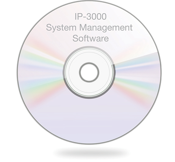 IP-3000CD System Management Software
