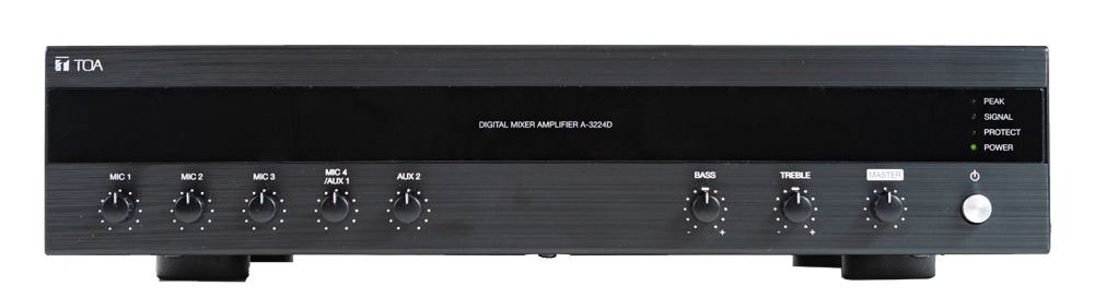 A-3224D Digital Mixer Amplifier