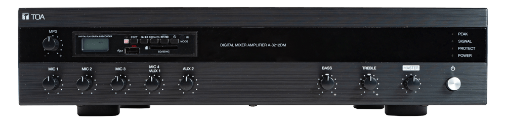 A-3248D Digital Mixer Amplifier