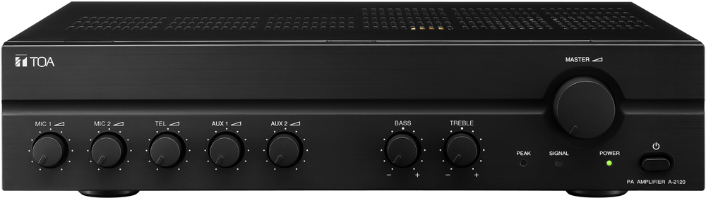 A-2120 Mixer Power Amplifier (CE version)