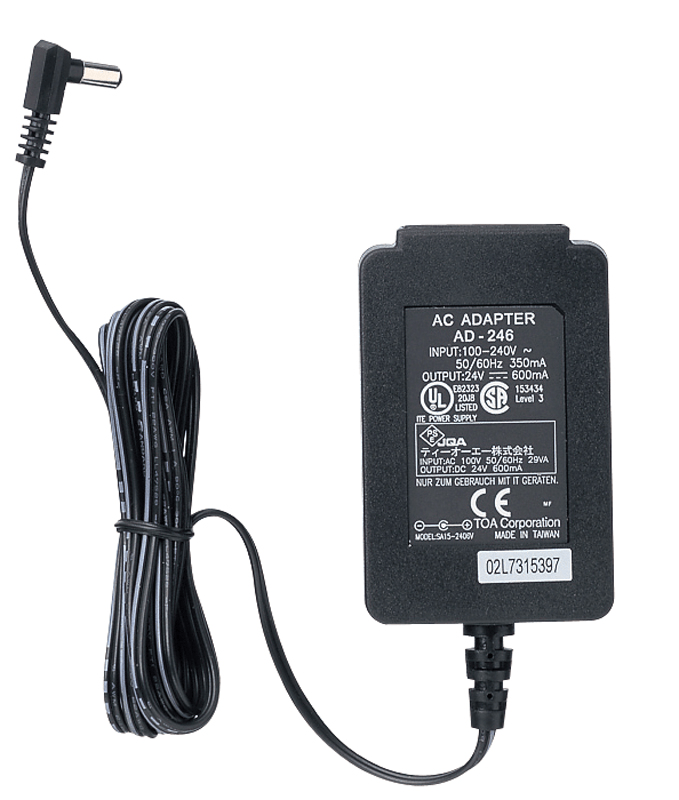AD-246 AC Adapter (UK Version)